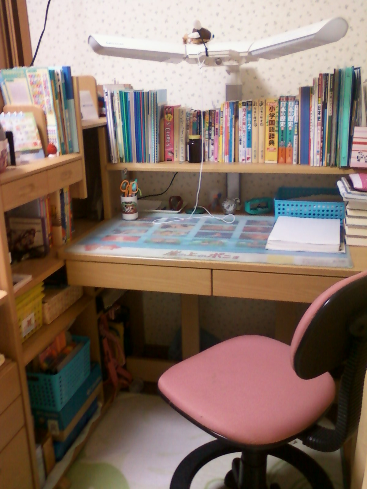 Olkd Study Room: ORGANIZATION THE PERFECT HOUSEWIFE WAY …: WE'VE BEEN