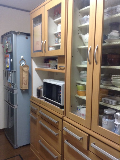 Goal: A sanitized fridge and easier navigation and efficient use of kitchen